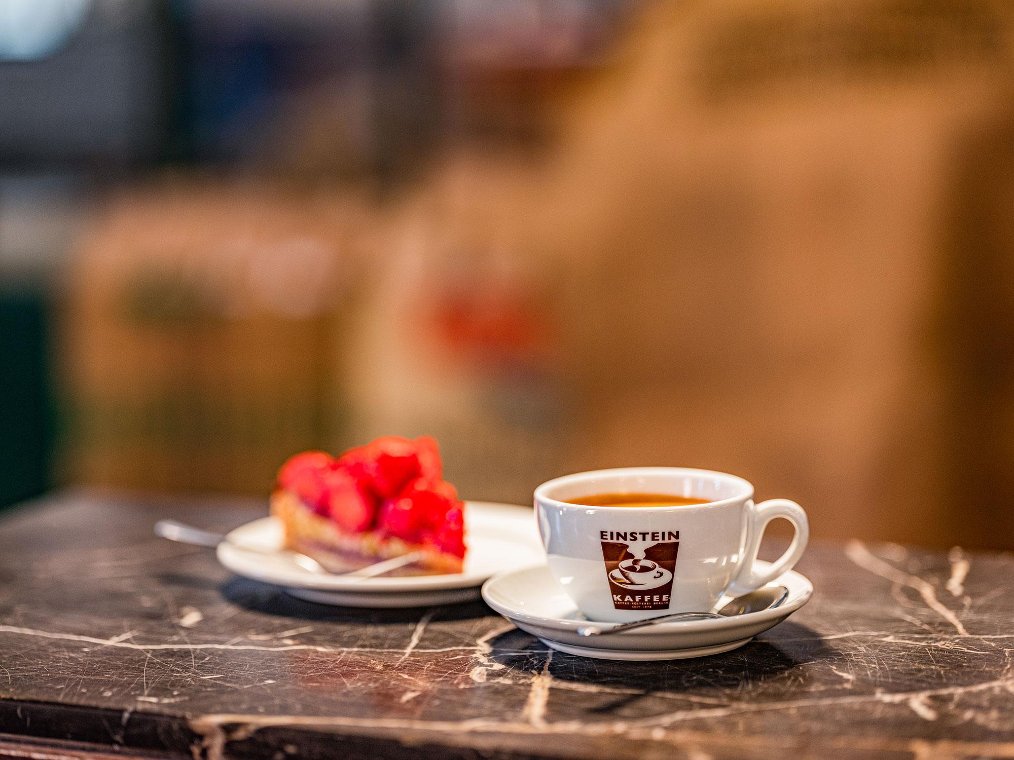 Über uns: Kaffeehaus mit Geschichte
