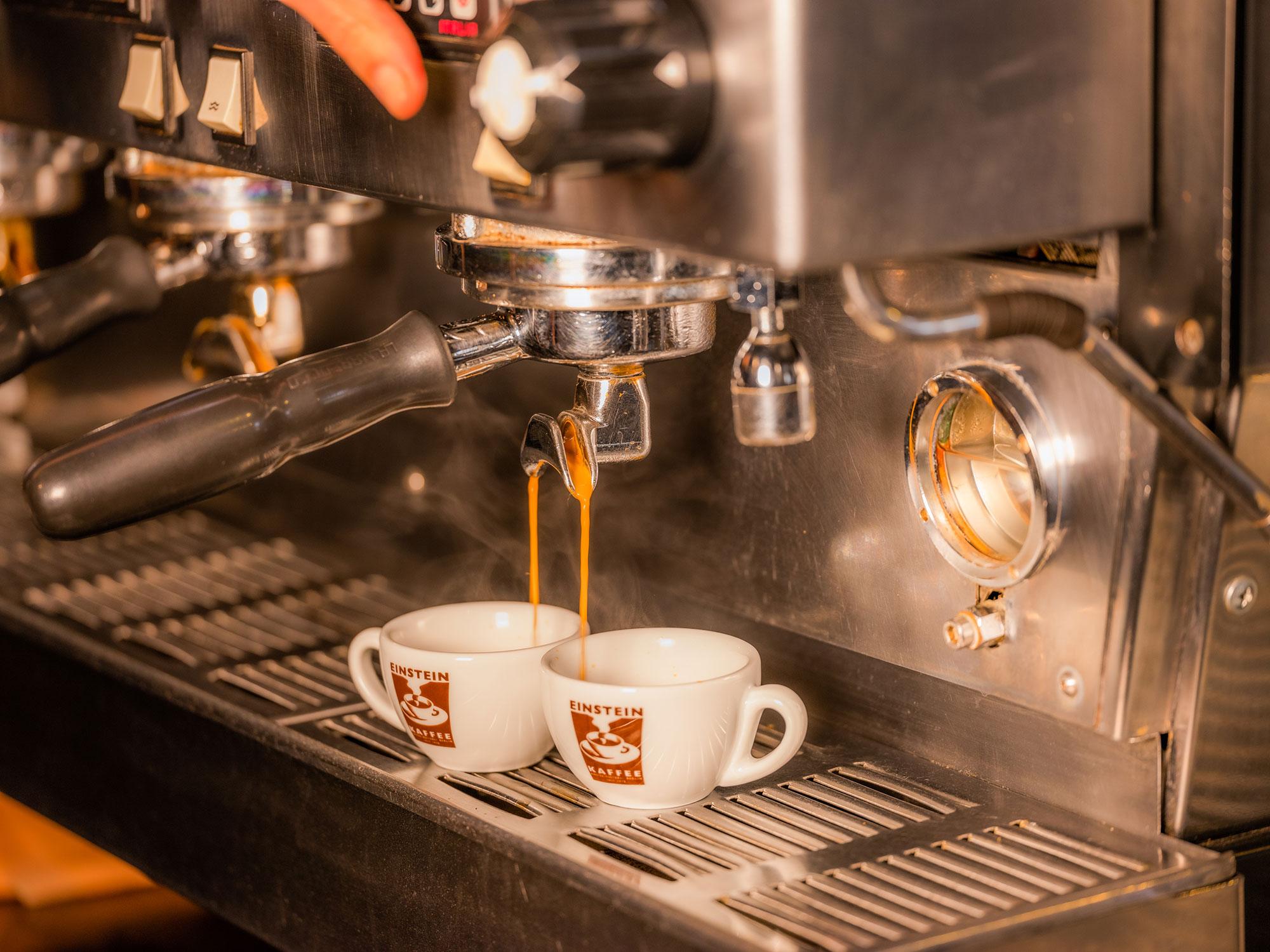 Kaffeegenuss pur: der perfekte italienischer Espresso