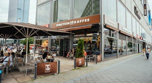 Café am Alexanderplatz EINSTEIN KAFFEE Berlin
