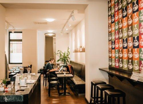 Café Bergmannstraße - Homeoffice kompatibel