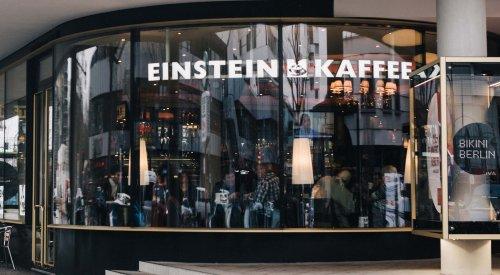 Café im Bikini-Haus Berlin EINSTEIN KAFFEE