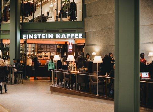 Café im Bikini-Haus Berlin