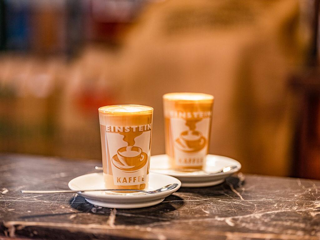 Bester Kaffee in Berlin