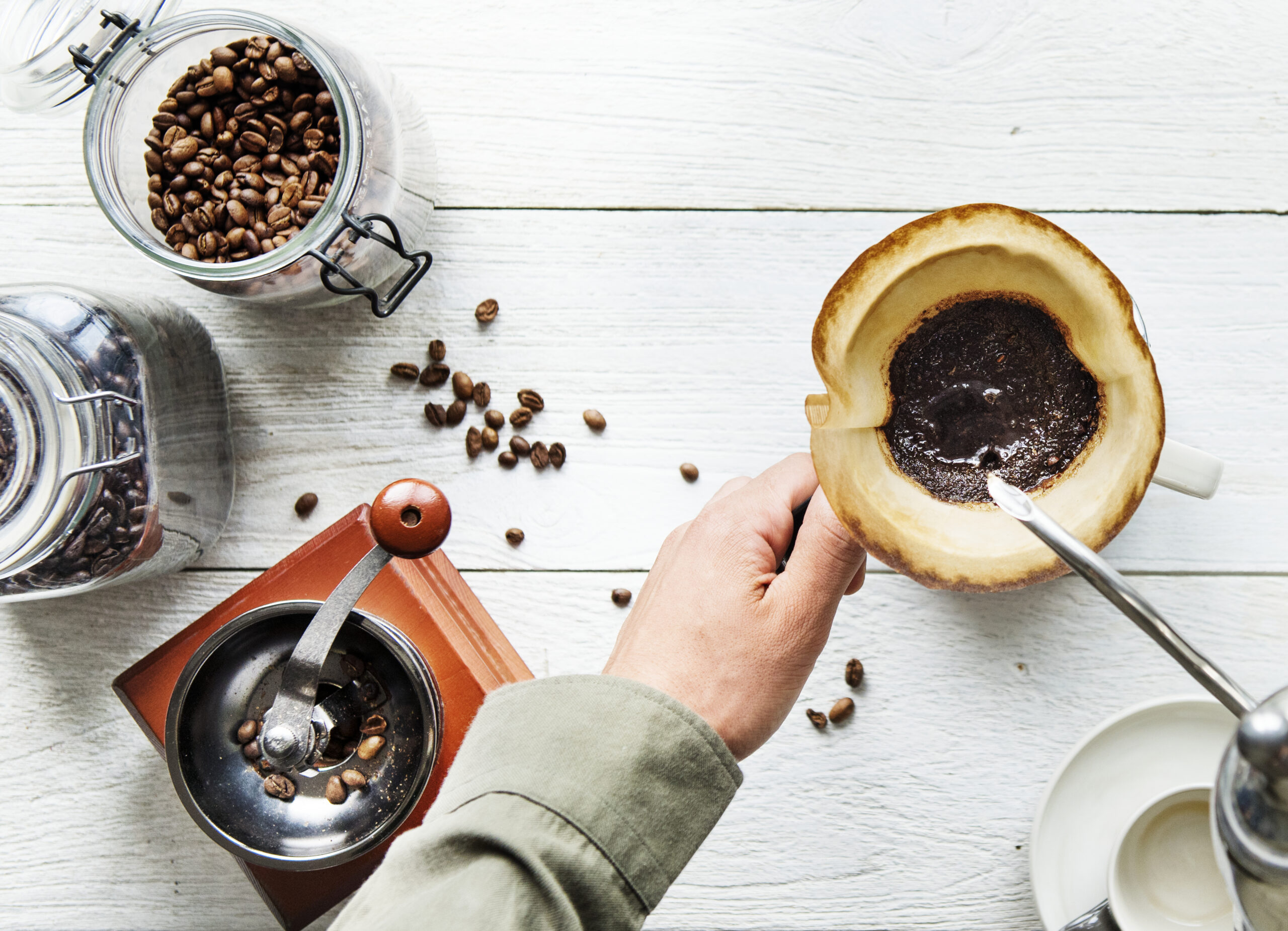 Tipps für die perfekte Kaffeefilter-Zubereitung und Kaffeegenuss pur