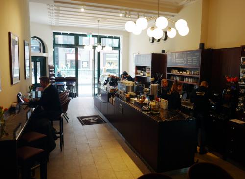 Kaffeerösterei Friedrichstraße