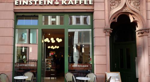 EINSTEIN KAFFEE Friedrichstraße