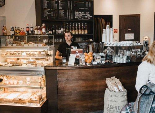 Café am Gendarmenmarkt von EINSTEIN KAFFEE