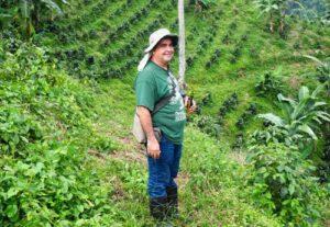 EINSTEIN KAFFEE aus Kolumbien