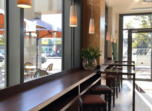 Kaffeerösterei EINSTEIN KAFFEE in Friedrichshain