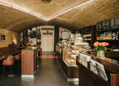 EINSTEIN KAFFEE am Savignyplatz