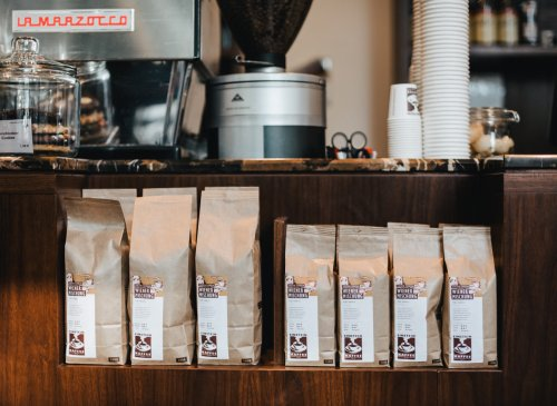 Kaffeerösterei Berlin Mitte von EINSTEIN KAFFEE