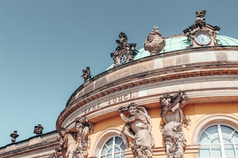 Standorte in Potsdam