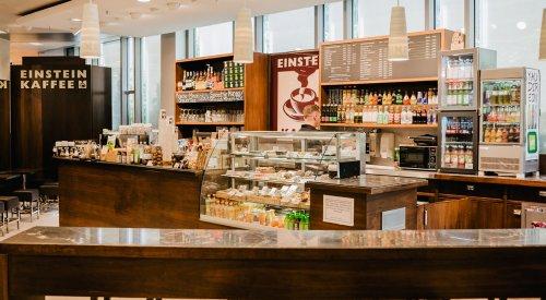 Wiener Kaffeekultur von EINSTEIN KAFFEE beim Shoppen