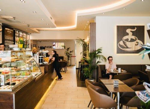 Café Wilmersdorfer Straße von EINSTEIN KAFFEE