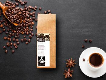 EINSTEIN KAFFEE Aged Sumatra Kaffeebohnen liefern lassen