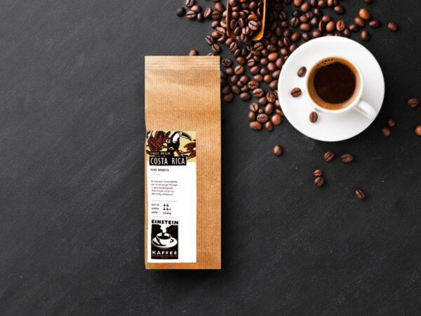 EINSTEIN KAFFEE Costa Rica Kaffeebohnen kaufen
