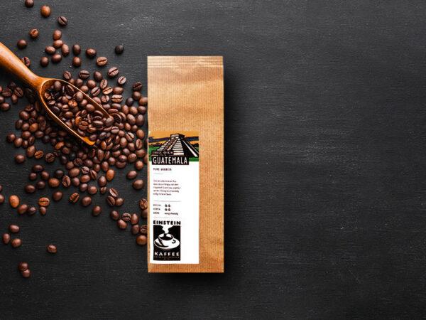 Guatemala Espresso online kaufen von EINSTEIN KAFFEE
