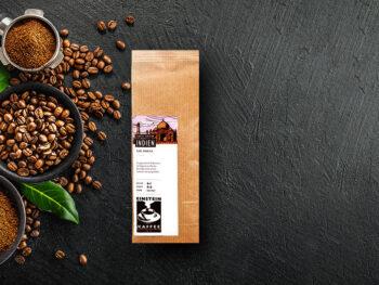Indische premium Kaffeebohnen von EINSTEIN KAFFEE