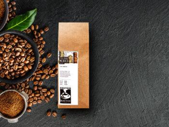Kaffeebohnen aus Mexico von EINSTEIN KAFFEE