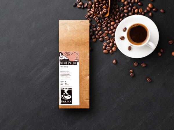 Italienischer Kaffee: Ouro Preto Premium Espresso