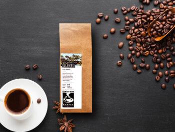 Sulawesi Kaffeebohnen für Espresso und Filterkaffee