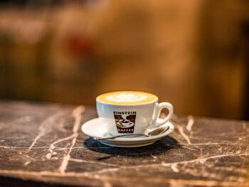 Einstein Kaffee Cappuccino-Tasse