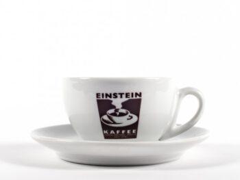 Einstein Kaffee Cappuccino Tasse